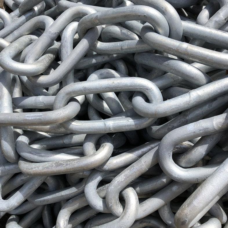 1 inch ProCraft Galvanized Long Link Mooring Chain | Wesco