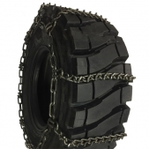 TireChain.com 13.6 16 13.6-16 V-BAR Ladder Tractor Tire Chains Set of 2